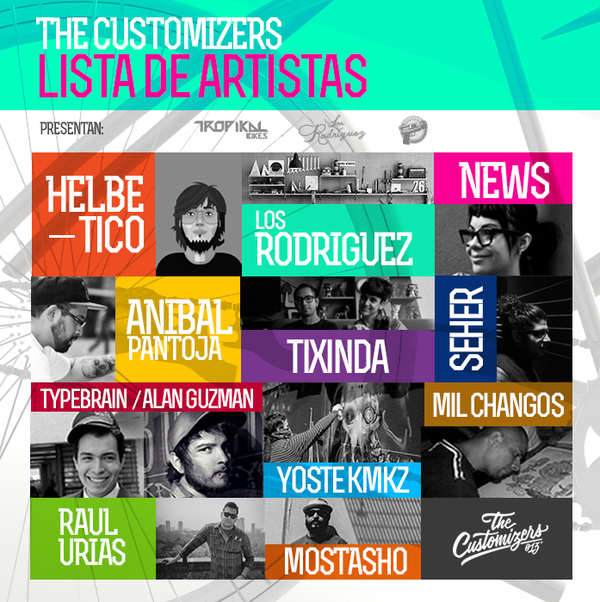 the customizers 2013