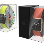 Concepto de empaque para Apple WATCH