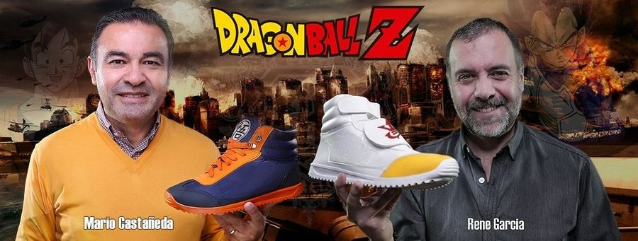 tenis dragon ball z