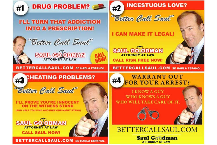 página web better call Saul