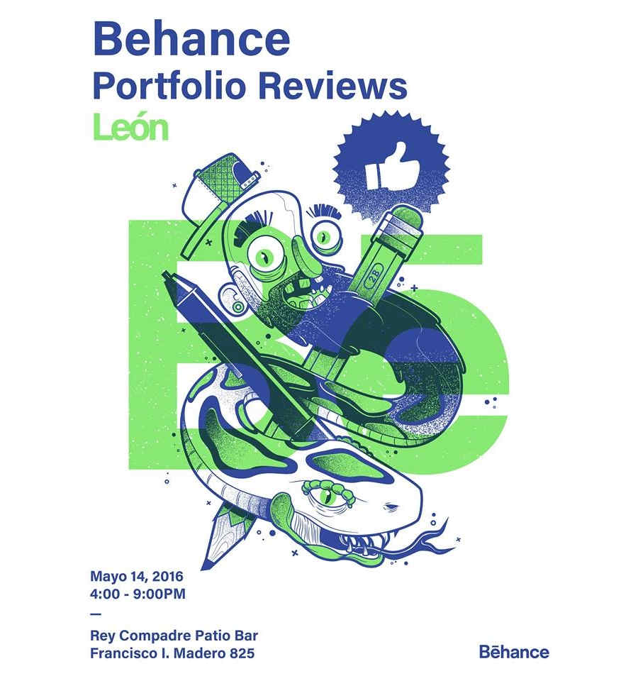Behance Portfolio Reviews León Guanajuato