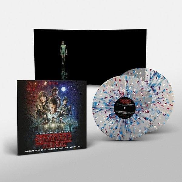 disco de vinyl edición Stranger Things