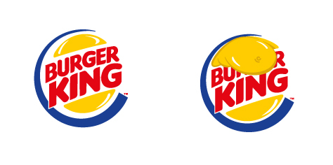 logo gordo de Burger King