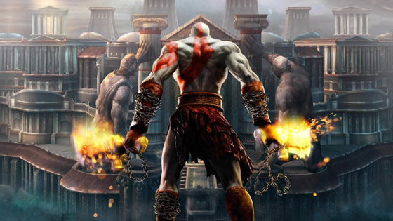 walpaper God of war