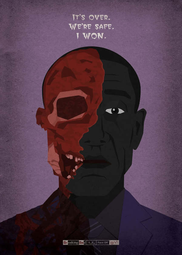 posters de breaking bad