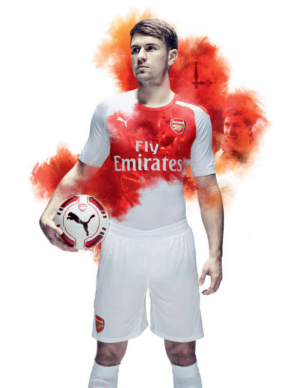 uniforme arsenal