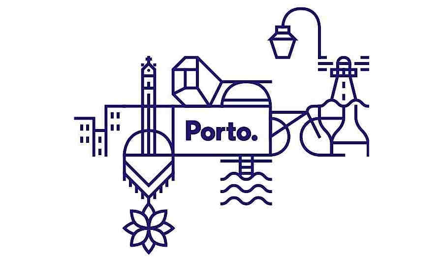identidad visual Porto