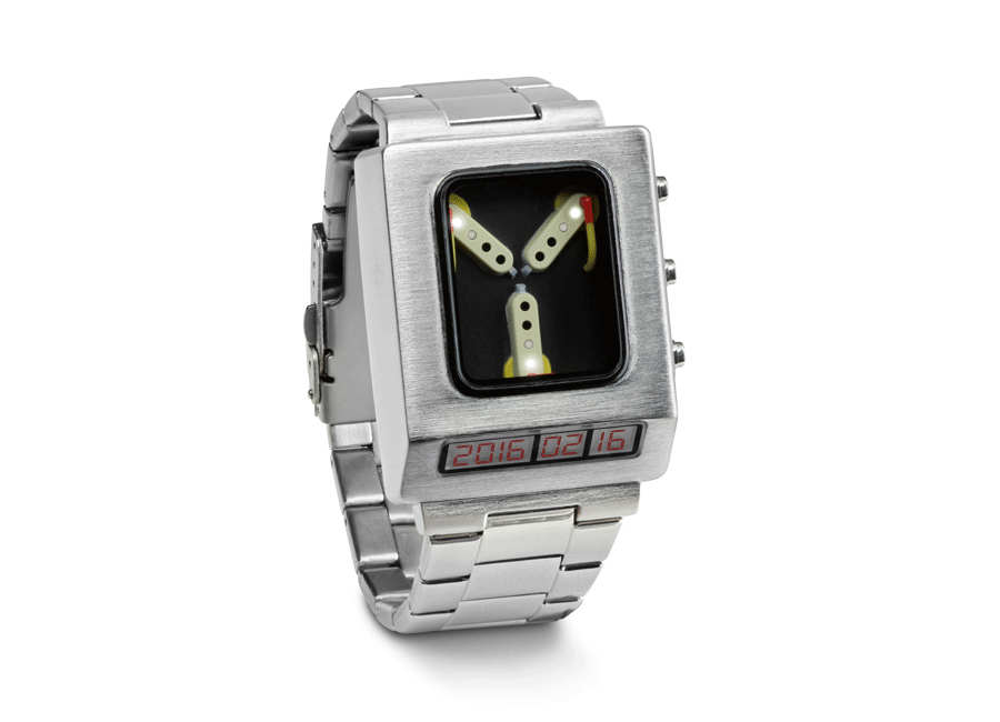 reloj back to the future