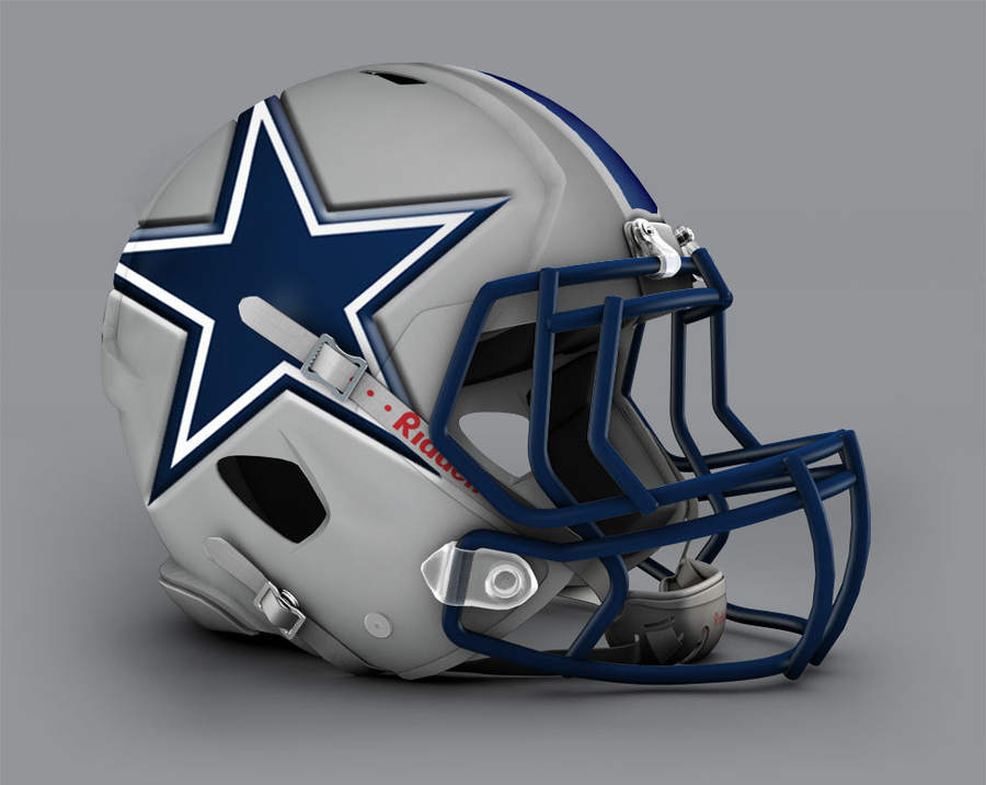 Nfl New Helmet Design Ideas