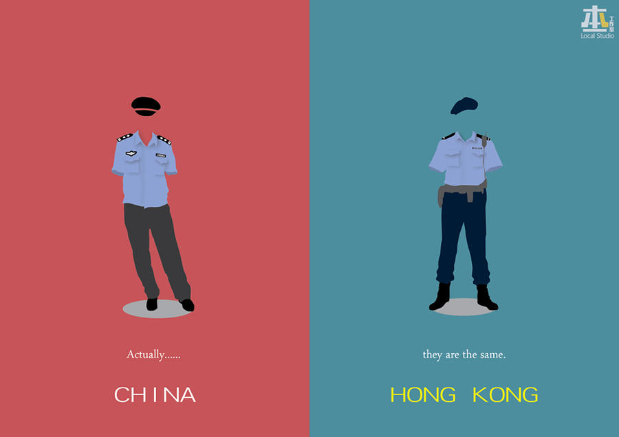 diferencias entre China y Hong Kong