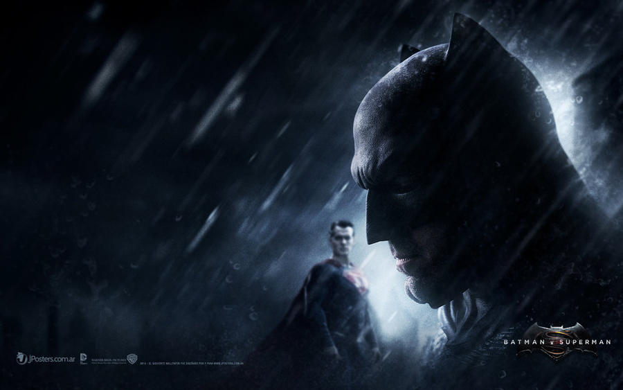 wallpaper batman vs superman