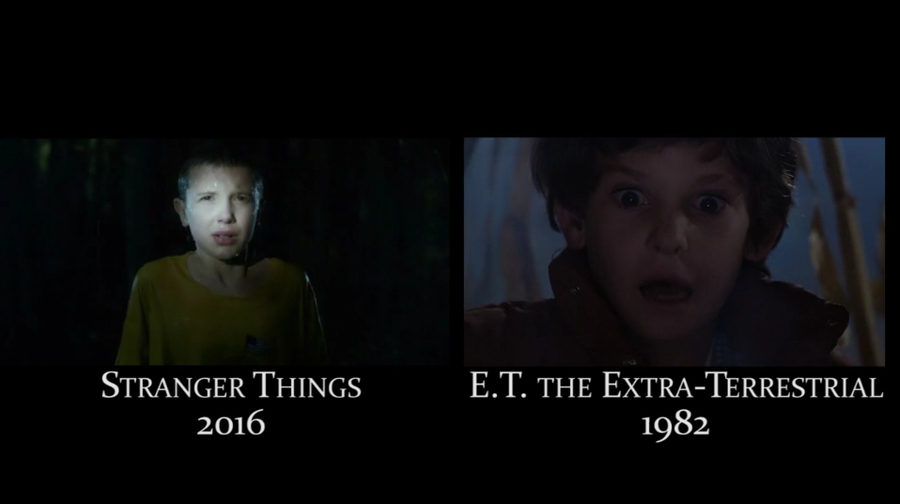 referencias de películas en Stranger Things