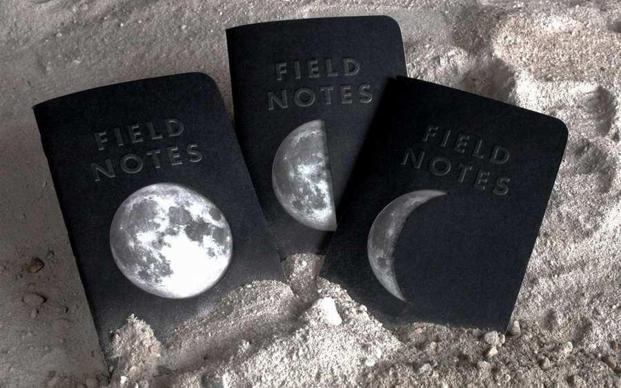 field notes lunar