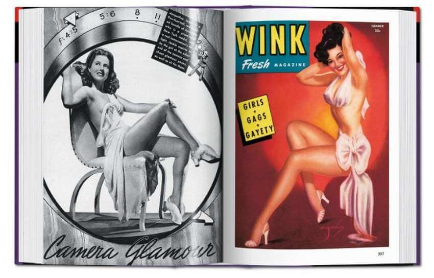 1000 Pin-Up Girls