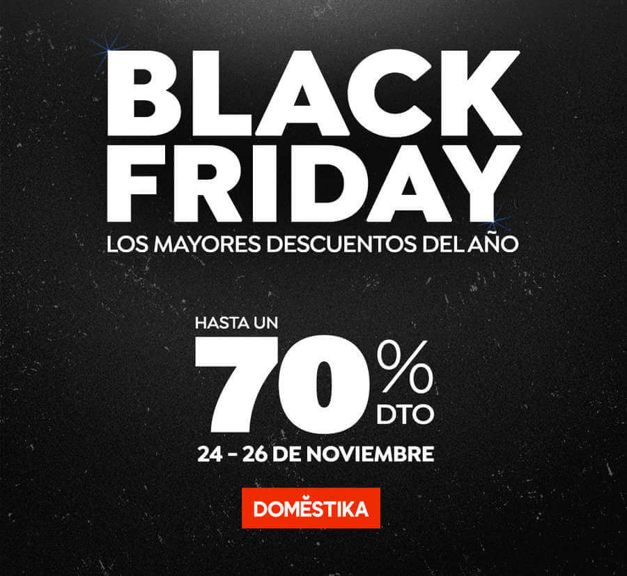 Black Friday para diseñadores